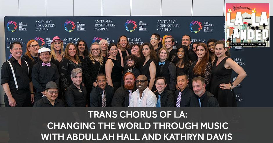 LLL 11   Trans Chorus Of LA